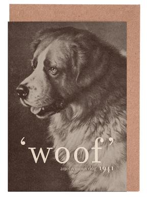 Famous Quote - Dog Greeting Card Set