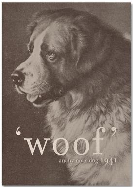 Famous Quote - Dog Notepad