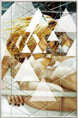 One Thousand and One Night · Dream 25 poster in aluminium lijst