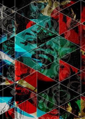 Marilyn Mix 7 Canvas Print