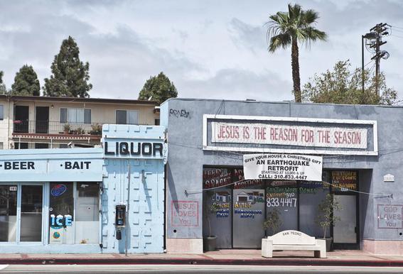 Liquor Store San Pedro
