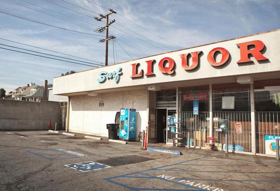 Liquor Store Santa Monica