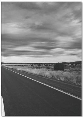 Open Roads Notebook