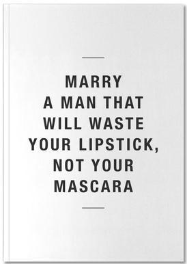 Waste lipstick