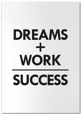 Success bloc-notes