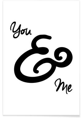You & Me Poster
