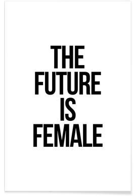 Female affiche