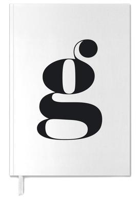 G Letter agenda