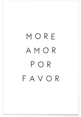 More Amor Poster