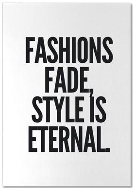 fashion -Notizblock