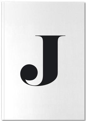 J Notebook