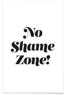 No Shame affiche