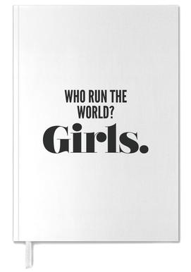 Run Girls Personal Planner