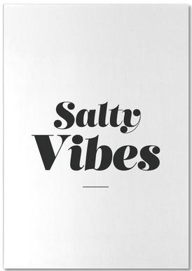 Salty Vibes Notepad