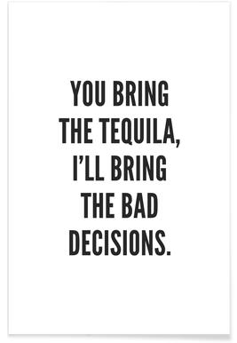 Tequila -Poster