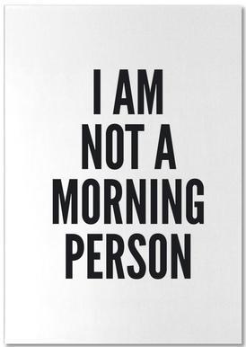 morning Notepad