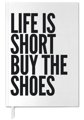 shoes Personal Planner