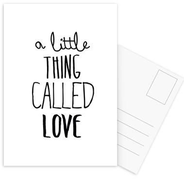 called cartes postales