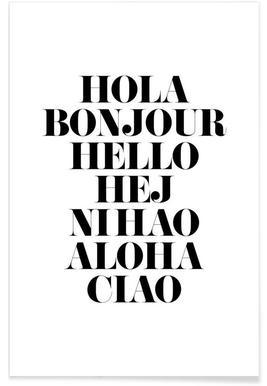 Hellos poster