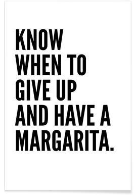 Margarita 2 - Premium Poster