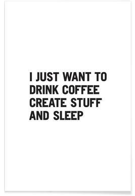 Coffee Create Sleep