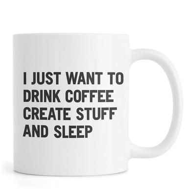 Coffee Create Sleep