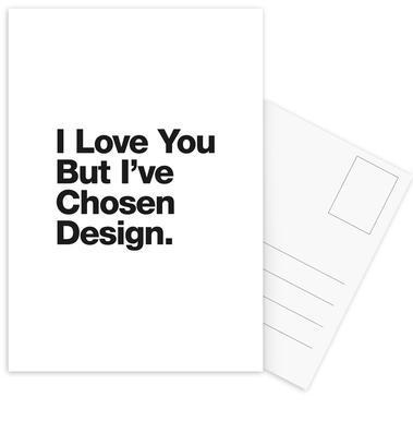 I've Chosen Design