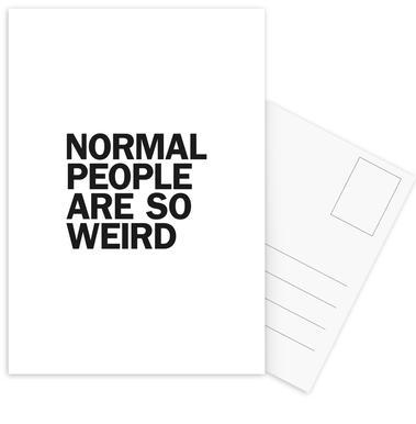 Normal So Weird