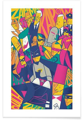 Batman - Premium Poster