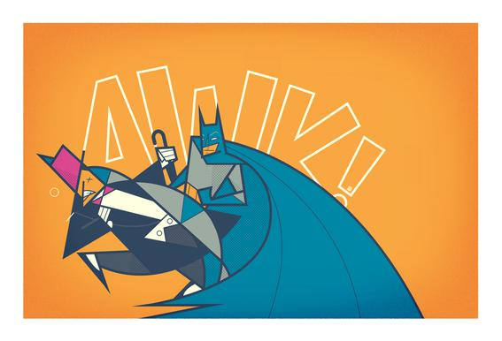 Batman Awk