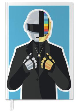 Daft Punk agenda