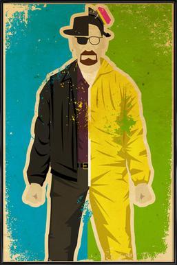 Heisenberg Framed Poster
