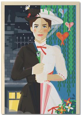 Mary Poppins notitieblok