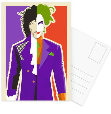 Prince Joker Postcard Set
