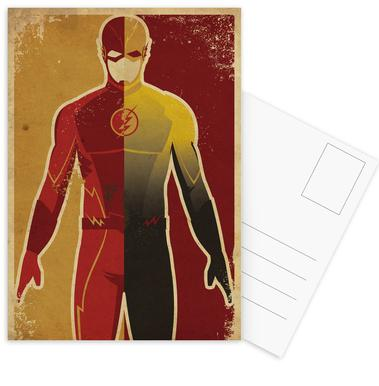 The Flash ansichtkaartenset