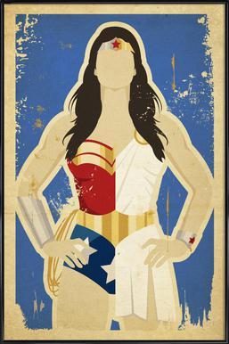 Wonder DIS Framed Poster