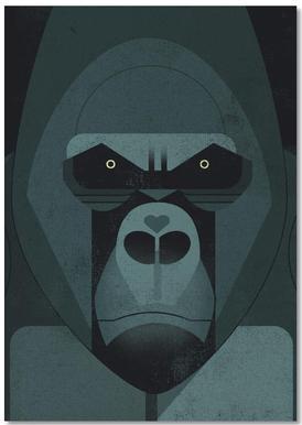 Gorilla notitieblok