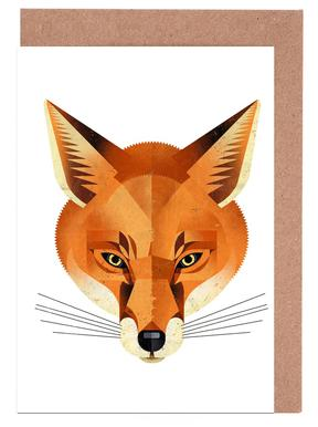 Fuchs Greeting Card Set