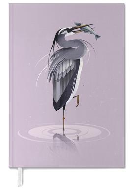 Grey Heron Personal Planner