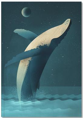 Humpback Whale Notebook