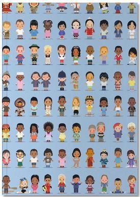 Children Of the World notitieboekje