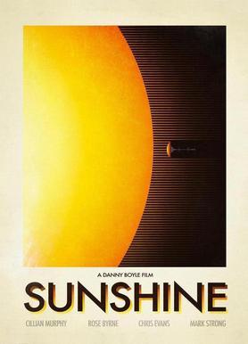 Sunshine -Leinwandbild