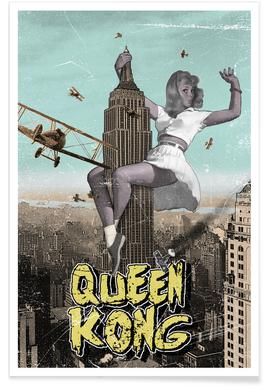 Queen Kong Plakat