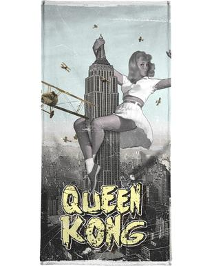 Queen Kong Bath Towel