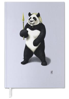 Donkey Xote Sancho Panda (colored) agenda