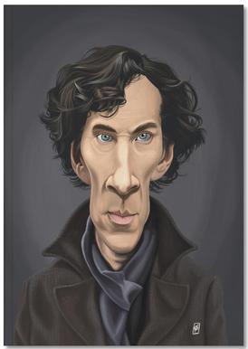 Benedict Cumberbatch Notebook