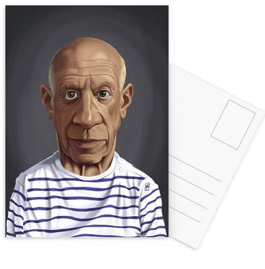 Pablo Picasso cartes postales