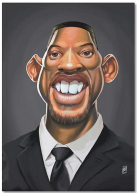 Will Smith Notebook