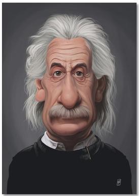 Albert Einstein bloc-notes