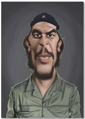 Che Guevara -Notizblock